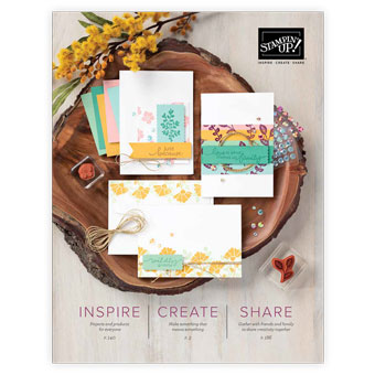 Annual Stampin' Up! Catalogue 2020-2021