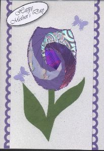 history of mothers day, handmade greeting cards, cards for troops