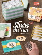 Stampin' Up! Annual Catalogue, papercraft supplies, cardmaking, scrapbooking