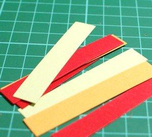 paper chain, paper decorations, papercraft