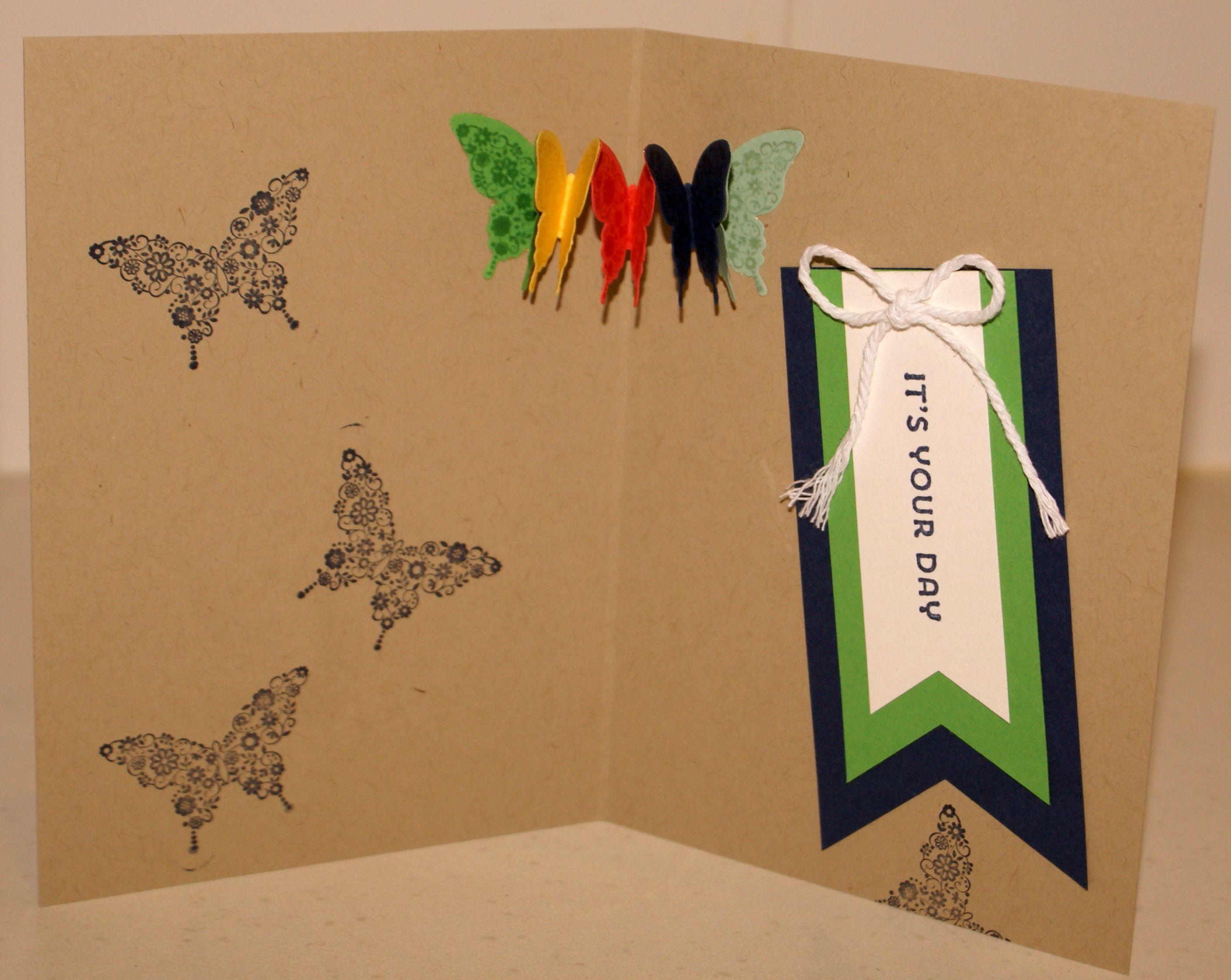 Paper Craft Punch Art