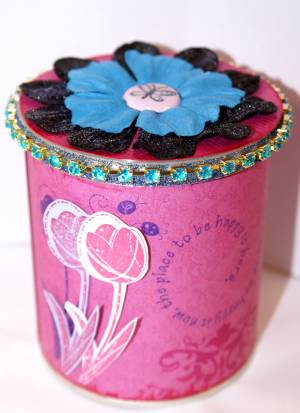 challenge yourself, scrap book, paper craft, greeting card