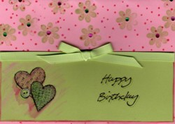 birthday cards, birthday greeting, cardmaking