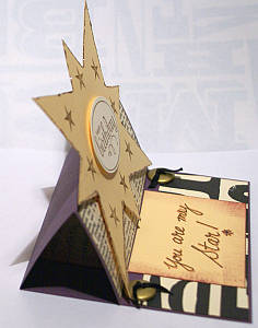 birthday easel cards, folding easel, handmade greeting card,  papercraft,  photo cards