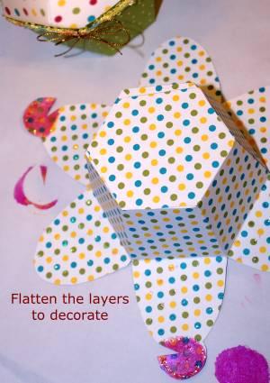 Alzheimers fundraiser, cyber crop, free papercraft projects