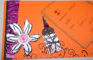 scrapbook embellishments, scrapbooking ideas, layout, papercraft
