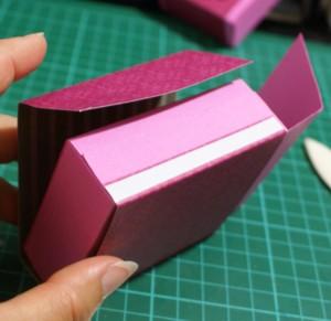 gift box, favor boxes, Valentine, handmade, papercraft