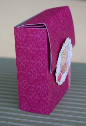 gift box, favor boxes, Valentine, handmade, papercraft