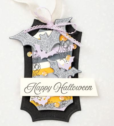 Hallows Night Magic Tag