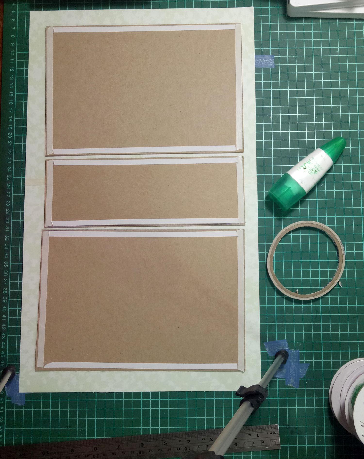 Handmade pocket album