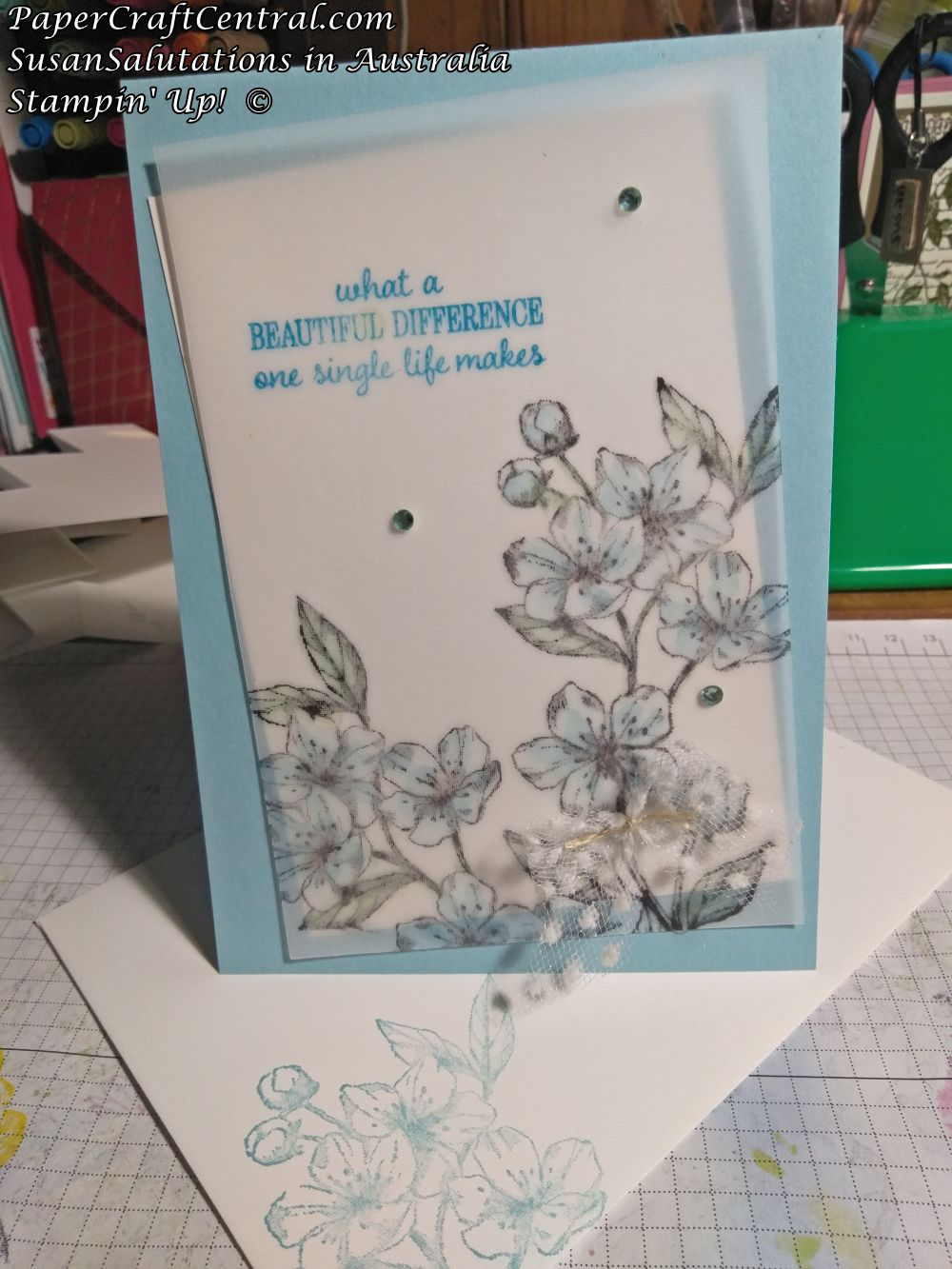 Forever Blossoms Stamp Set