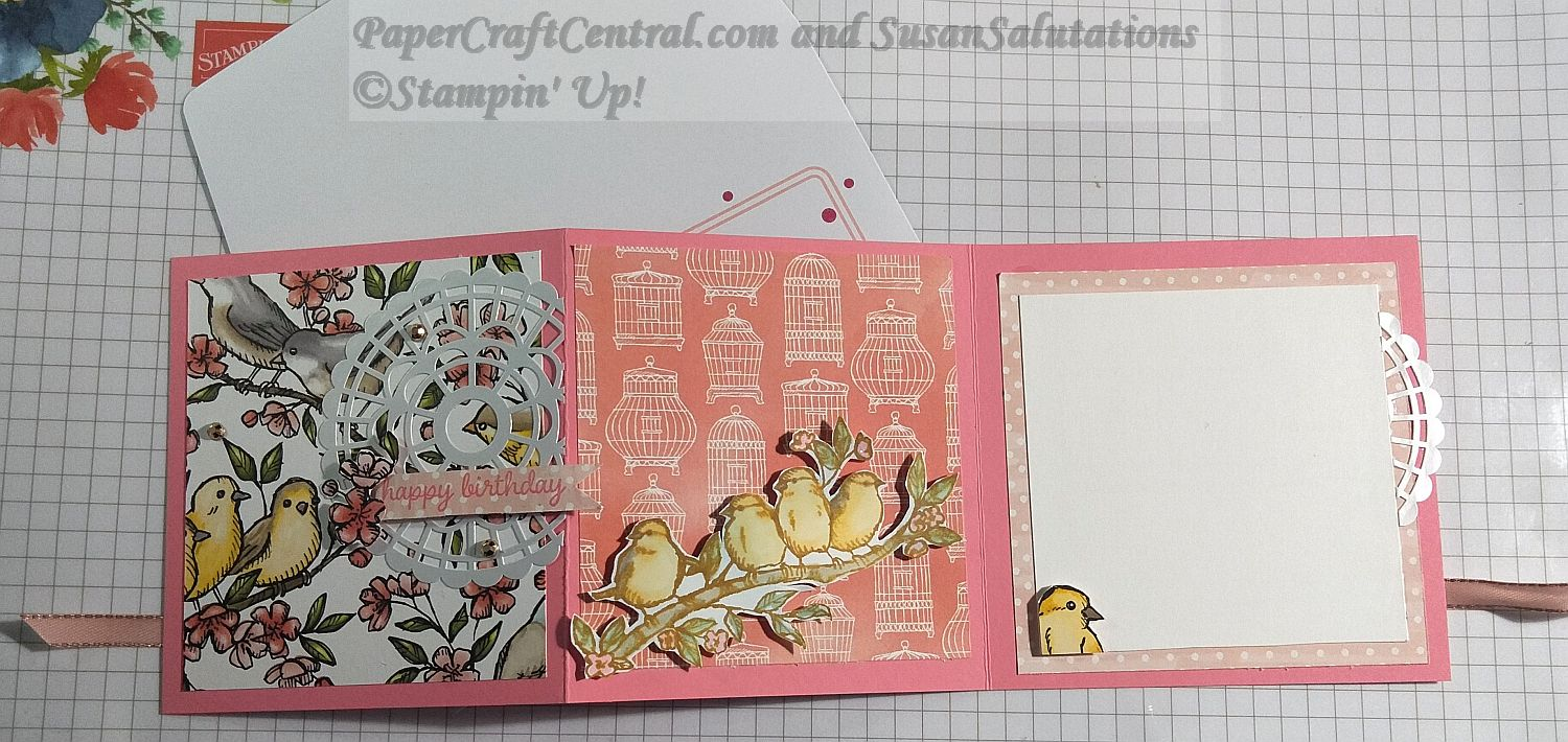 Bird Ballad stamp set