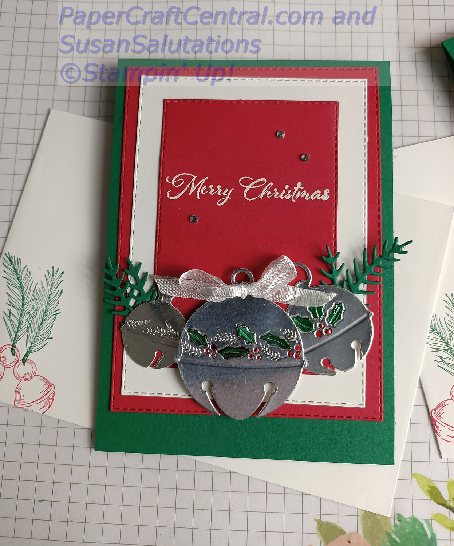 Cherish the Season stamp set