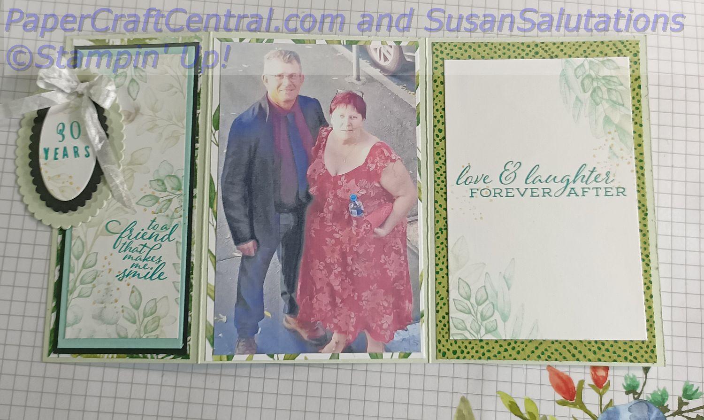 Forever Fern stamp set
