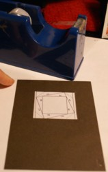 iris folding, paper folding, card making
