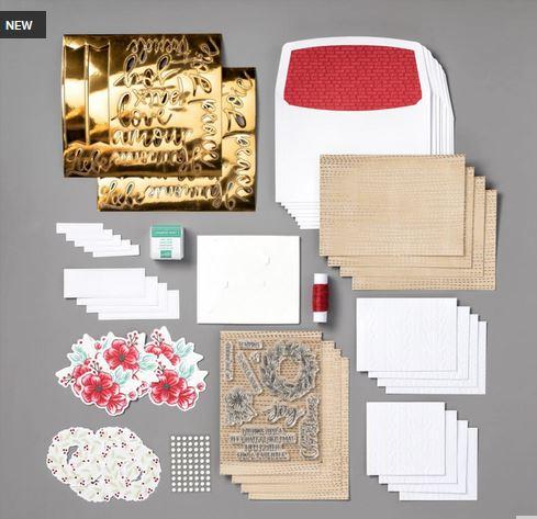 Joy to the World Paper Pumpkin Kit
