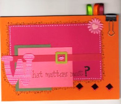 DIY your own scrapbook album and have fun altering it to suit your theme. Here's how!