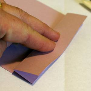 fold greeting card