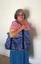 PaperCraftCentral Susan with Tote
