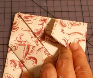 Paper fold ball