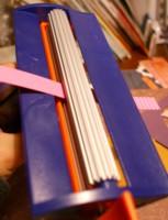 paper crimper tool
