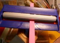 paper crimper, decorative paper, handmade paper, crimping tools