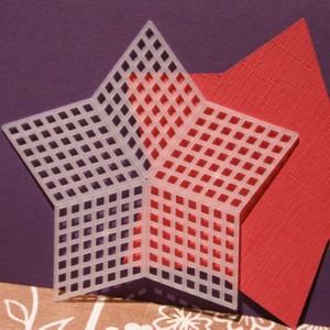 Paper Piercing template