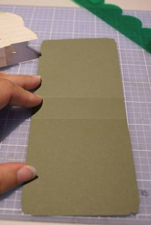 paper purse, handmade purse, how to make a purse