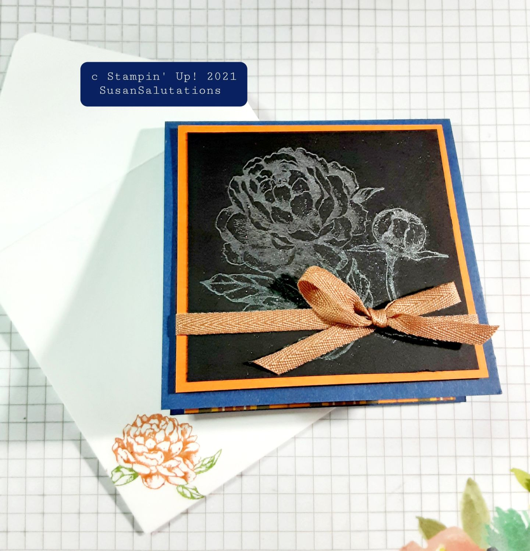 White Pigment Ink Technique