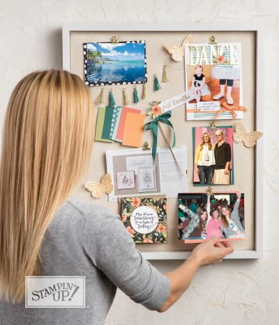 Scrapbook card idea