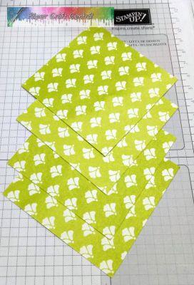 Designer Series Paper squares