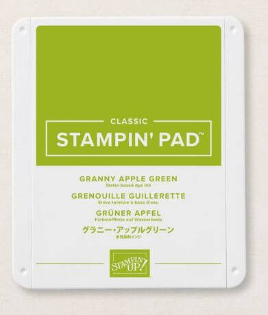 Granny Apple Green Inkpad