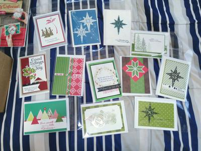 Cards for Troops Drive 2018