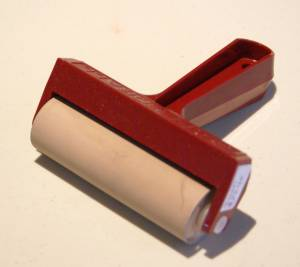 A Stampin' Up! Brayer