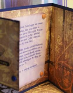 gatefold cards, gatefold card, handmade greeting cards, papercraft