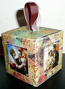 My Recycled Gift Box
