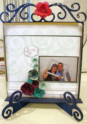 Your Unique Story makes a scrapbook special