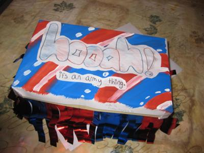 Veteran's Day Gift Box