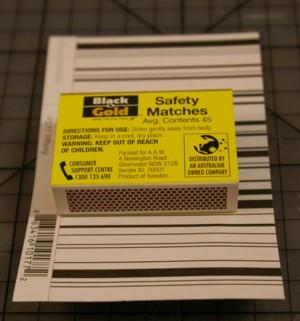 altered art 2, matchbox, papercraft, swaps