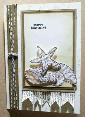 By the Sea stamp set used on this card