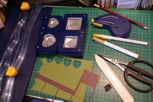 papercraft tools, scrapbook tools, cardmaking tools