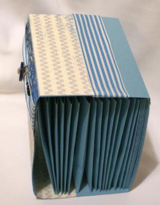 Another accordion album, closed