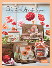 Current Stampin' Up! Idea Book and Catalogue