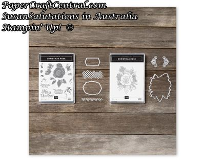 Stampin' Up! Christmas Time is Here Bundle