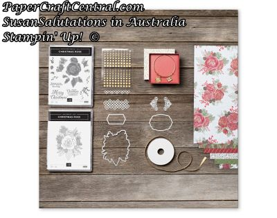 Stampin' Up! Christmas Time is Here Product Suite