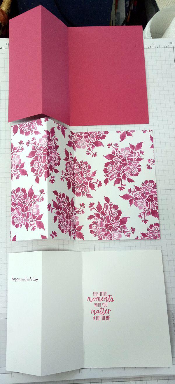 Card layers