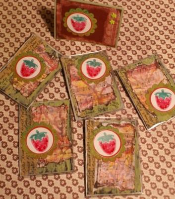 atc, artist trading cards, swaps, papercraft