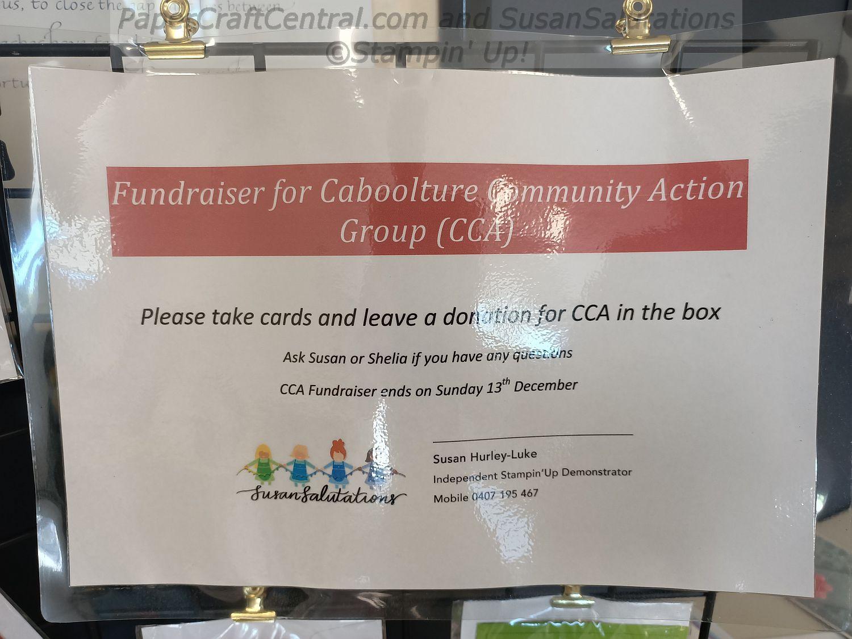 CCA Fundraiser
