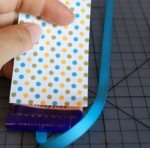 Cardstock Belly Band