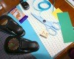candy bar favor, chocolate slider, papercraft